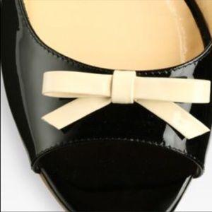 kate spade Shoes - Kate Spade ♠️ Tracy Peep Toe Shoes